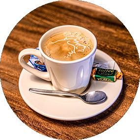 De Leeuw Interieurbouw koffie